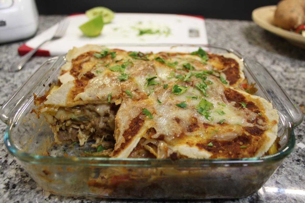 Mexican Lasagna | A Real Appetite