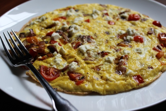 Fritatta for One